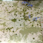 Turn 1 - German player phase (2nd)